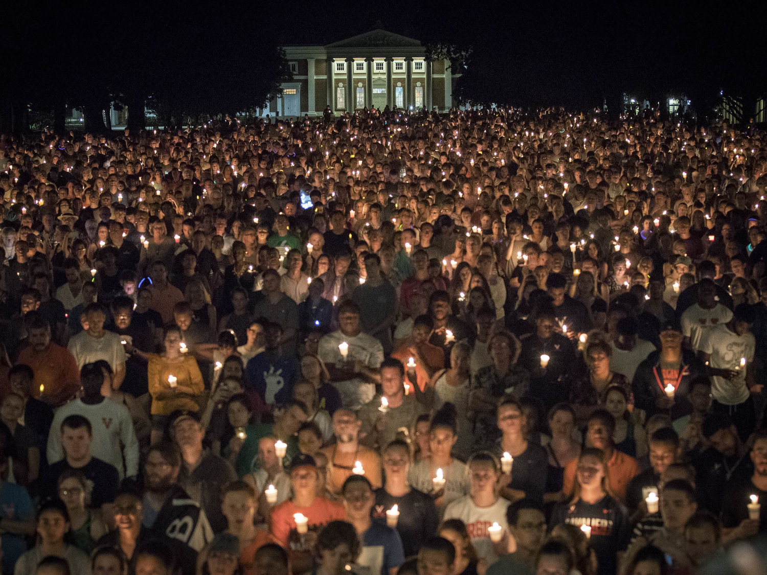 Candelight March