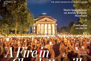 A Fire in Charlottesville